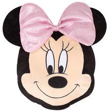 Minnie Glam Cuscino Cuscino morbido Cuscino poggiatesta Disney 44 x 36 cm nuovo