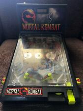 Vintage Mortal Kombat Tabletop Pinball Machine
