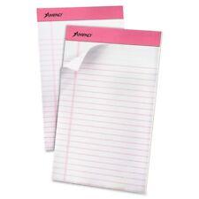 Ampad Jr. Legal Writing Pad - 50 Sheet - 20 Lb - Jr. Legal Ruled - (amp20078)