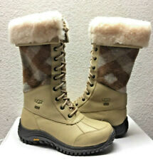 New UGG Australia Sundance Revival Tasman Braid Tall Sand Boots Women's Size 9   eBay