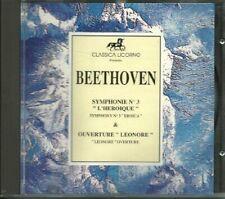 - BEETHOVEN SYMP. N° 3  L HEROIQUE (CD) (1992)
