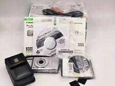 Canon PowerShot Digital ELPH SD630 / Digital IXUS 65 6.0MP Digital Camera -...