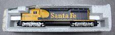 Kato 37-2907 HO Santa Fe EMD SD40-2 Diesel Locomotive #5026 Snoot Nose - READ