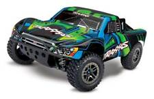 Traxxas 1/10 Slash 4x4 Brushless Ultimate Short Course Truck Green 68077-4