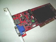 MSI MS-8917 8917 MS8917 FX5200-T128 128 MB Grafikkarte AGP
