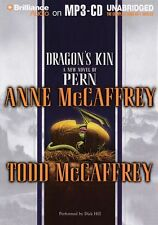 Anne & Todd McCAFFREY / DRAGON'S KIN   (Dragonriders of Pern)  [ Audiobook ]