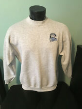 Vtg Columbus Clippers MILB Embroidered Sweatshirt Mens Large