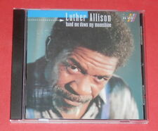 Luther Allison - Hand me down my moonshine -- CD / Blues