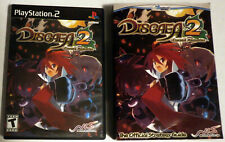 Disgaea 2: Cursed Memories PS2 (Sony PlayStation 2, 2006) and Strategy Guide