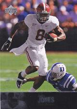 Julio Jones 2011 Upper Deck UD College Football Legends Rookie card RC