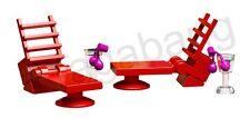 LEGO 71006 THE SIMPSONS 2 da giardino sdraio per & Bicchieri da Cocktail (suddivisi da 71006)