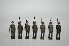 Britains Set 2033, US Infantry Marching WW2/Korean War