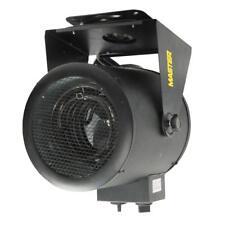 Master Electric Garage Heater - 240v 5000w 17000 BTU - New in Open Box