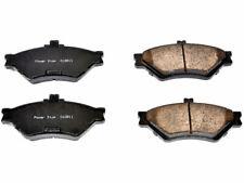 Front Brake Pad Set For 1995-1997 Lincoln Town Car 1996 Y326TJ Evolution Ceramic