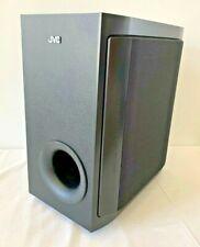JVC SP-THG50W 450W Reflex Bass Wired Surround Sound Sub-woofer Speaker Black