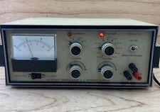 Vintage Heath Kit Ip 27 Regulated Low Voltage Power Supply Working