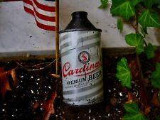 Cardinal Premium Beer, Cone Top Beer Can