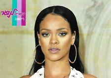 Rihanna   Israel Hebrew Magazine Poster