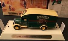 Matchbox Great Beers Of The World YGB18 1931 Morris Van 'Cascade' Boxed