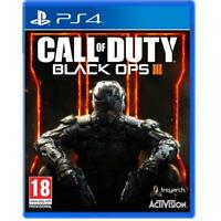 Call of Duty Black Ops 3 PS4 III - Game for Sony PlayStation 4 NEW & SEALED