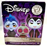 Funko Disney Mystery Minis Villains Vinyl Figure New Sealed