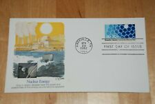 NUCLEAR ENERGY - First Day Cover FDC - U.S. 1982