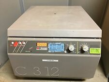 Jouan C312 Benchtop Centrifuge w/ Rotor Buckets and  Inserts