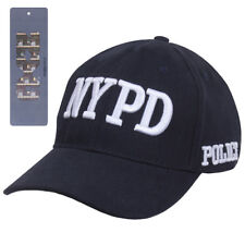 NYPD New York Police Department Fancy Dress ideograma Logo Gorra De Béisbol Azul