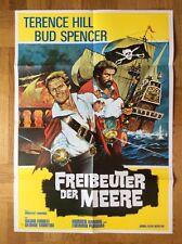 Freibeuter der Meere (Kinoplakat/Filmplakat '72) - Terence Hill / Bud Spencer