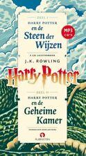luisterboek HARRY POTTER en de steen der wijzen / en de geheime kamer. mp3