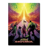 Thor Ragnarok 2017 Movie Silk Art Poster Print Picture 12x16 24x32 inch