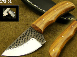 SUPERB FARRIER'S RASP FILE CARBON STEEL OUTDOOR, CAMPING HUNTING KNIFE CM-173