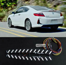 Rear Bumper Reflector 2Way Brake LED Module for HONDA 2016-2017 Accord Coupe