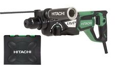 Hitachi DH28PFY 1-1/8 Inch SDS Plus Low Vibration Rotary Hammer, 3-Mode, VSR