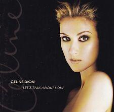 CELINE DION Let's Talk About Love CD