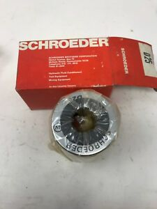 NOS Schroeder D25 25 Micron Hydraulic Filter Element