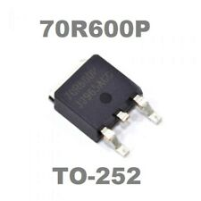 Transistor Mosfet 70R600P - MMD70R600PTH - SMD - TO 252