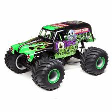 Losi LMT Grave Digger listo para correr 1/10 4WD Eje Macizo Monster Truck con DX3 2.4GHz Radio