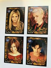 2000 Comic Con Special Buffy The Vampire Slayer Cards Set