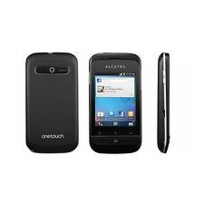 ALCATEL ONE TOUCH 903D DUAL SIM Android Smartphone WiFi in Schwarz NEU RETOUREEE