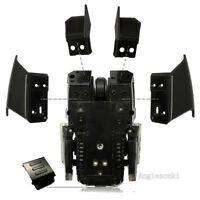 Mouse motherboard/Air intakes net / battery/side panel cover for Razer Ouroboros