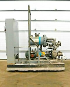 MO-4010, BG-WSA AUTOMATIC BALL CLEANING SYSTEM FOR TUBE HEAT EXCHANGERS