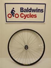 """26"""" REAR Mountain Bike / Cycle Wheel BLACK"""