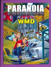 JDR RPG JEU DE ROLE / PARANOIA WMD