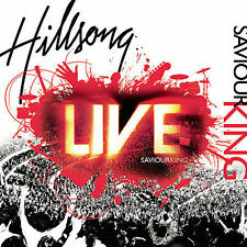 Hillsong Live : Saviour King CD NEW