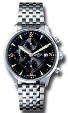 "New Swiss DAVOSA ""Vigo Chronograph"" Automatic Watch Ref. 161.476.50"