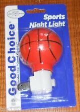 NEW Basketball Night Light With on/off Switch  ++ Mint in Box ++