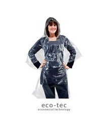 2 PACK OF CLEAR WATER PROOF RAIN MAC COAT PONCHO for THEME PARK FESTIVALS ETC