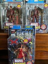 Toybiz Marvel Legends- Daredevil & Elektra Lot NEW, SEALED