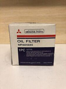 Genuine Mitsubishi Pajero NW Petrol Oil Filter MR925945 NEW
